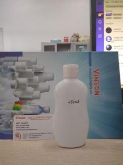 Bộ chai nước súc miệng 250ml